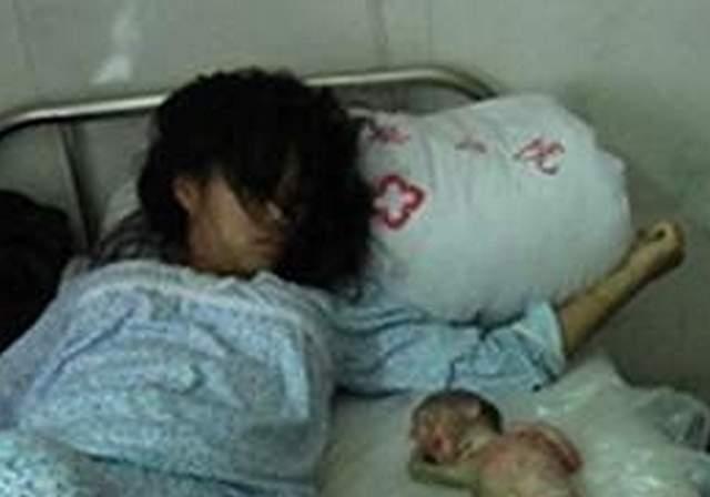 La obligan a abortar a los siete meses de embarazo - Aborto de 3 meses ...