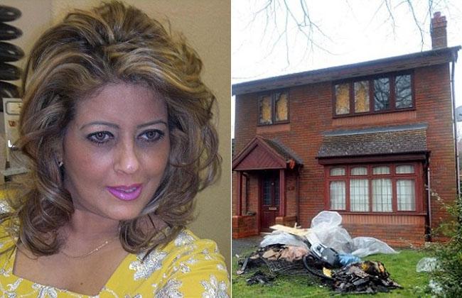 Mujer mata a su esposo con el secador de pelo
