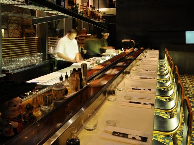Los restaurantes con más onda para comer en la barra