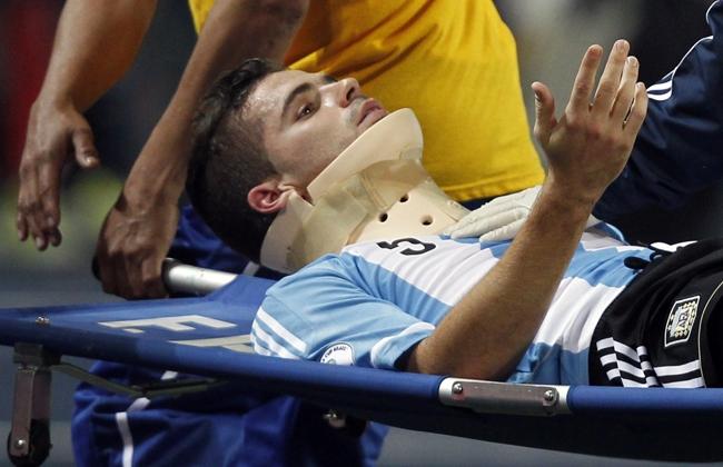 Dan el alta médica a Fernando Gago