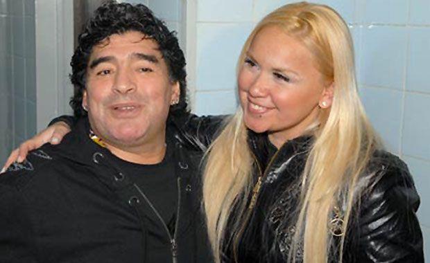 Diego Maradona será papá por tercera vez
