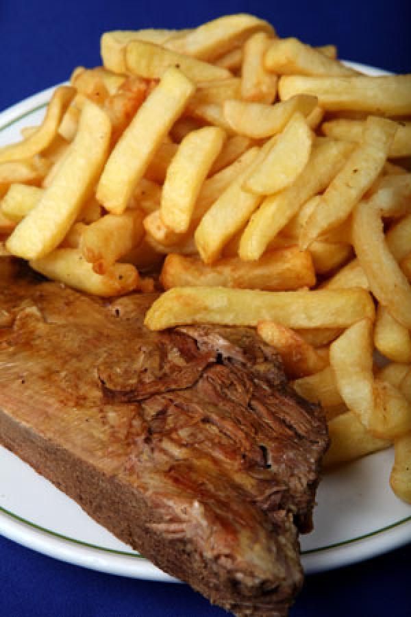 Comidas que causan sobrepeso y obesidad