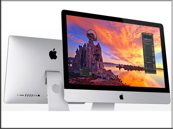 Así es la nueva iMac de Apple: Fotos, características y precios