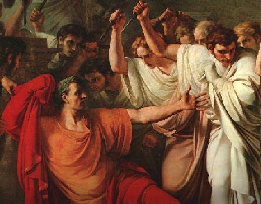 Hallan el sitio preciso donde fue asesinado Julio César