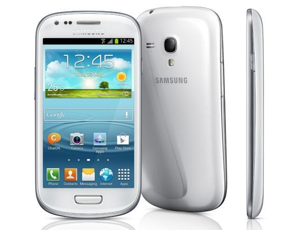 Versión mini del Samsung Galaxy S III - Características y precios