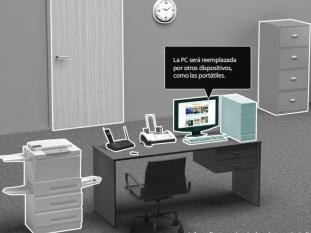 Objetos de la oficina que se vuelven obsoletos for Oficinas ocaso