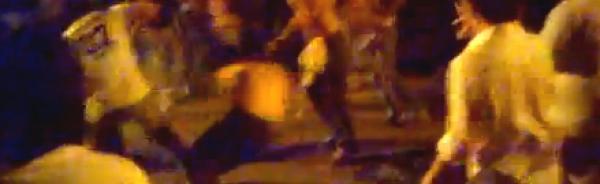 Video: Pelea brutal a la salida de un boliche