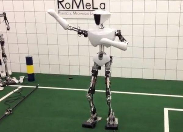 Video: Robot baila el 'Gangnam style'