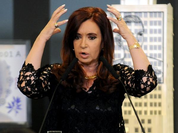 Qué dijo Cristina Kirchner sobre el 8N