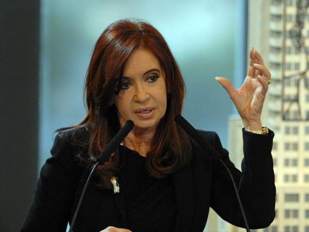 Según Cristina Kirchner, con su patrimonio, pertenece a la clase media
