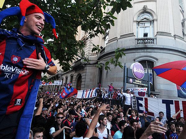 San Lorenzo vuelve a Boedo - Aprueban la Ley de Restitución Histórica