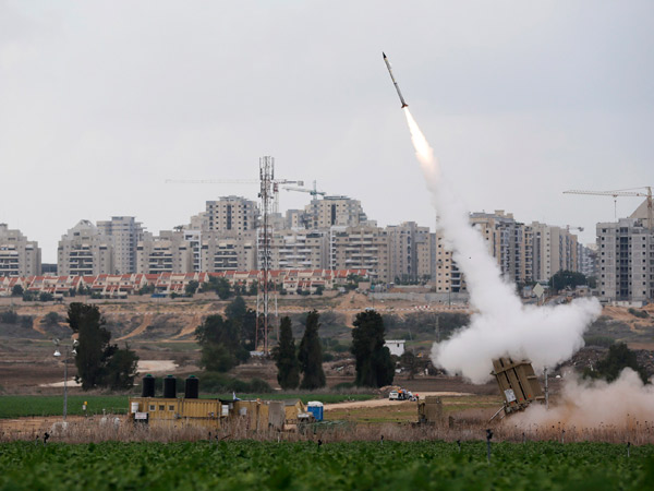 Video: Cómo funciona 'Iron Dome' el sistema antimisiles de Israel