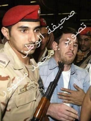 Encañonan a Lionel Messi en Arabia Saudita
