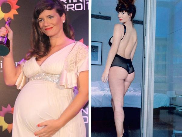 El entrenamiento de Griselda Siciliani para bajar 25 kilos