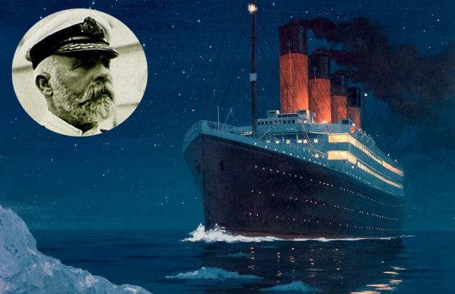 ¿El culpable del hundimiento del Titanic fue el capitán?