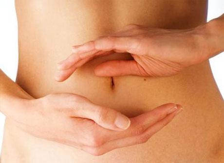 Medidas claves contra el vientre hinchado