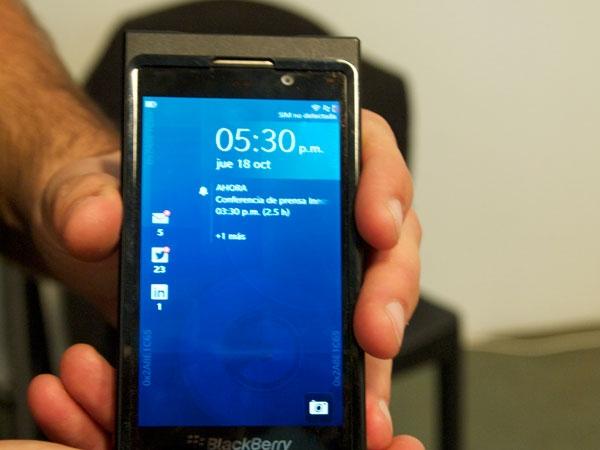 Conoce las contraseñas que el nuevo Blackberry no permitirá