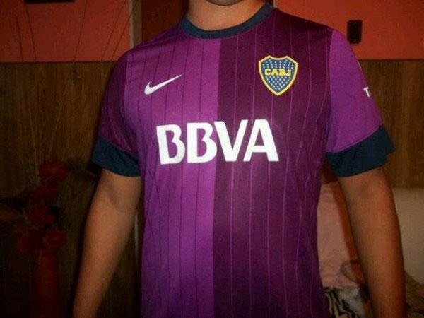 Fotos: Camiseta nueva de Boca Juniors para el verano