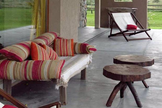 Las mejores telas para muebles al aire libre - Muebles exterior tela nautica ...