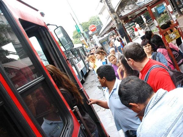 Las nuevas tarifas del transporte público
