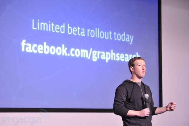 Cómo funciona Graph Search el nuevo buscador de Facebook