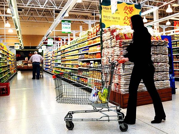 Supermercados congelarán precios durante dos meses
